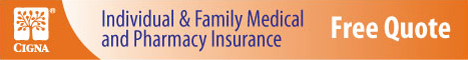 Cigna Florida Health Insurance Quote
