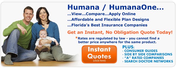 Health Insurance Quote Humanaflorida Health Planslow Cost Health Insurance